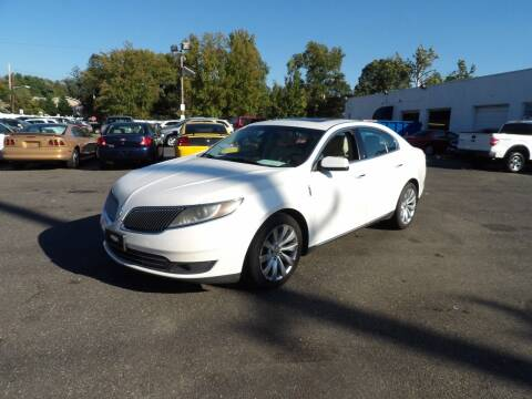 2013 Lincoln MKS for sale at United Auto Land in Woodbury NJ
