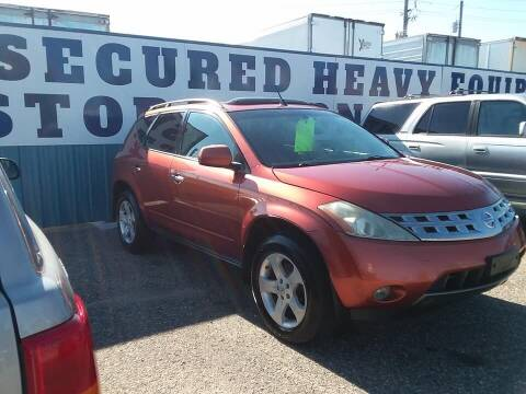 2003 Nissan Murano for sale at Kull N Claude Auto Sales in Saint Cloud MN