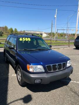 2001 Subaru Forester for sale at Cool Breeze Auto in Breinigsville PA