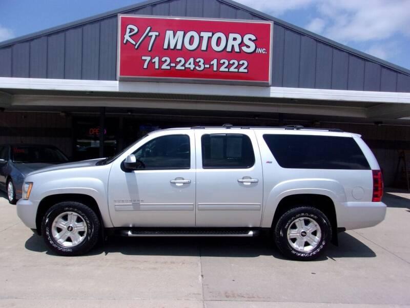 2014 Chevrolet Suburban for sale at RT Motors Inc in Atlantic IA