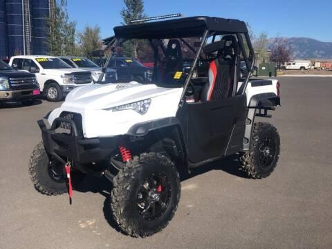 2020 Odes DOMMINATOR X2 1000 for sale at Snyder Motors Inc in Bozeman MT