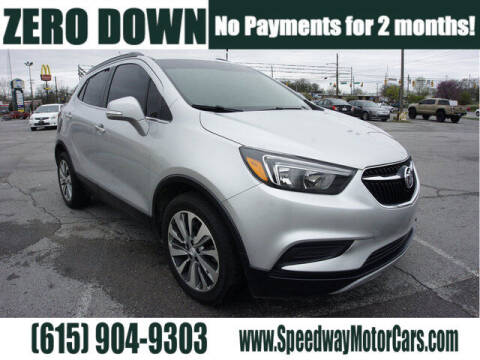 2018 Buick Encore for sale at Speedway Motors in Murfreesboro TN
