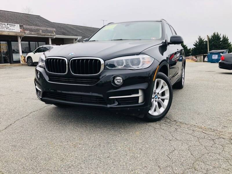 2016 BMW X5 for sale at Z Auto in Ruckersville VA