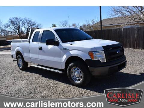 2013 Ford F-150 for sale at Carlisle Motors in Lubbock TX