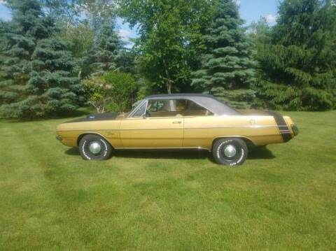 1971 Dodge Dart for sale at Classic Car Deals in Cadillac MI