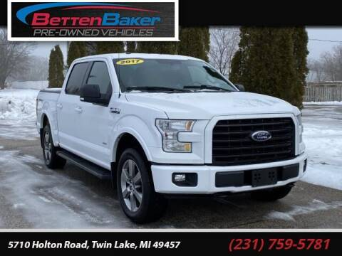 2017 Ford F-150 for sale at Betten Baker Preowned Center in Twin Lake MI