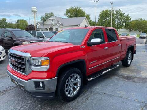 2014 GMC Sierra 1500 for sale at Huggins Auto Sales in Ottawa OH