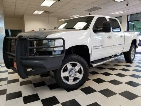 2012 GMC Sierra 2500HD for sale at Cool Rides of Colorado Springs in Colorado Springs CO