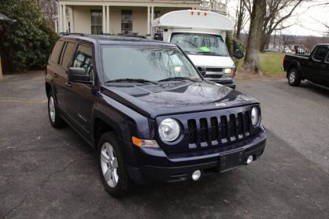 2016 Jeep Patriot for sale at FENTON AUTO SALES in Westfield MA