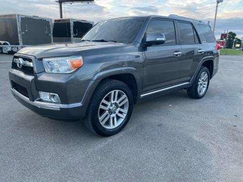 2011 Toyota 4Runner for sale at Xtreme Auto Mart LLC in Kansas City MO