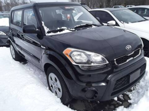 2013 Kia Soul for sale at Broadway Garage of Columbia County Inc. in Hudson NY