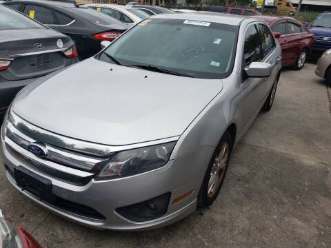 2012 Ford Fusion for sale at Track One Auto Sales in Orlando FL