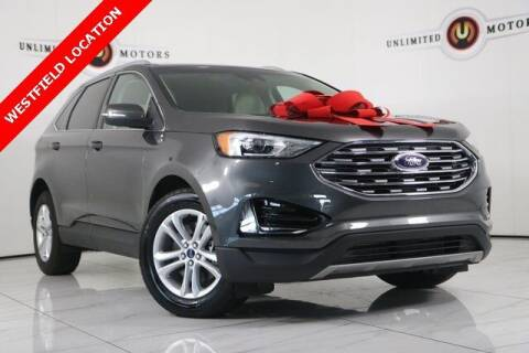2020 Ford Edge for sale at INDY'S UNLIMITED MOTORS - UNLIMITED MOTORS in Westfield IN