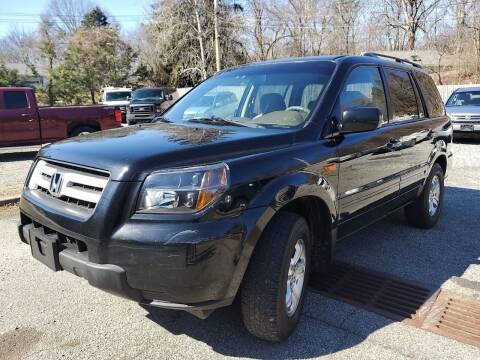 2008 Honda Pilot for sale at AMA Auto Sales LLC in Ringwood NJ