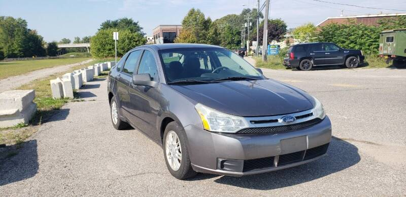 2009 Ford Focus for sale at JRB Automotive LLC in Rochester MI
