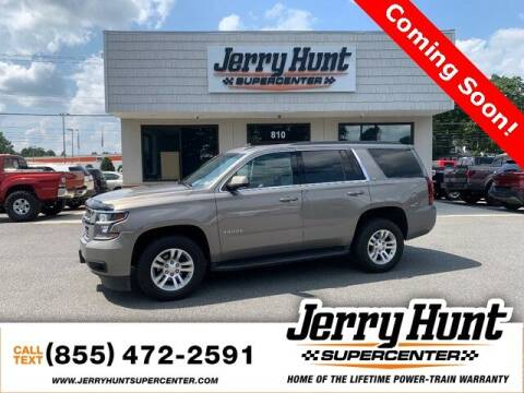 2019 Chevrolet Tahoe for sale at Jerry Hunt Supercenter in Lexington NC