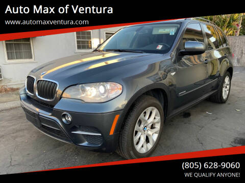 2013 BMW X5 for sale at Auto Max of Ventura - Automax 3 in Ventura CA