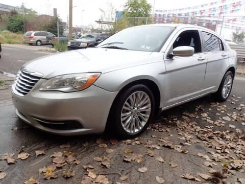 2012 Chrysler 200 for sale at Dan Kelly & Son Auto Sales in Philadelphia PA