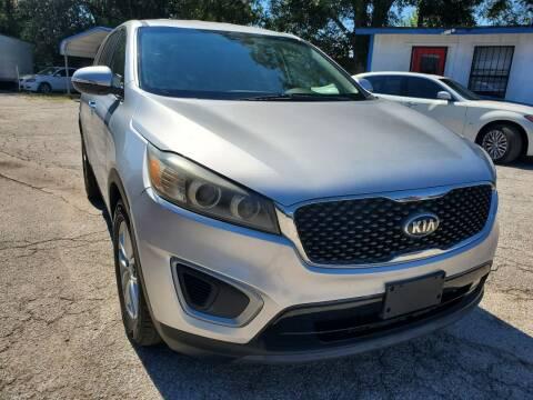 2017 Kia Sorento for sale at Tony's Auto Plex in San Antonio TX