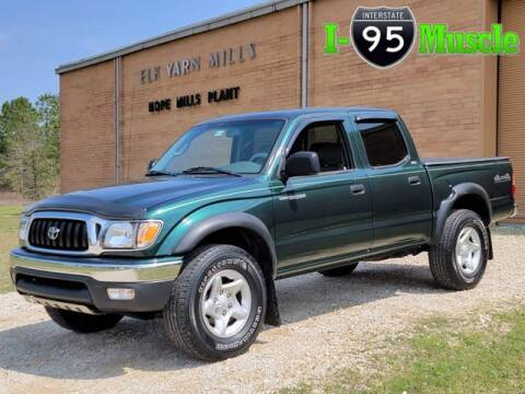 2004 Toyota Tacoma for sale at I-95 Muscle in Hope Mills NC