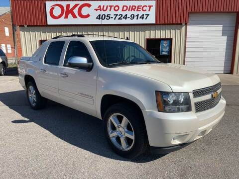 2013 Chevrolet Avalanche for sale at OKC Auto Direct in Oklahoma City OK