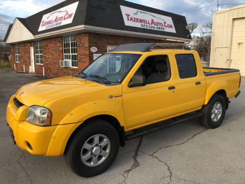 2004 Nissan Frontier for sale at HarrogateAuto.com - tazewell auto.com in Tazewell TN
