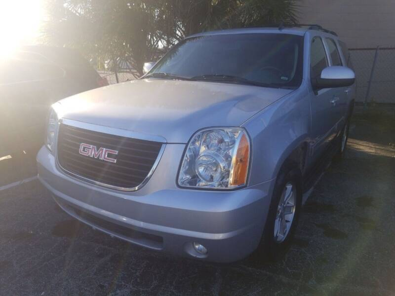 2013 GMC Yukon for sale at Castle Used Cars in Jacksonville FL