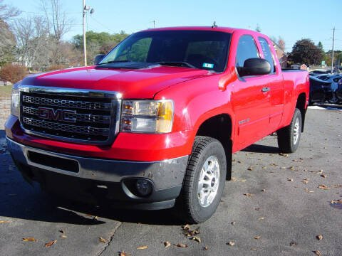 2013 GMC Sierra 2500HD for sale at North South Motorcars in Seabrook NH