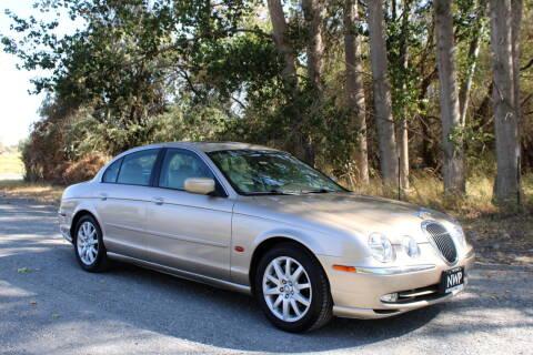 2001 Jaguar S-Type for sale at Northwest Premier Auto Sales in West Richland WA