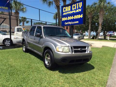 2005 Ford Explorer Sport Trac for sale at Car City Autoplex in Metairie LA