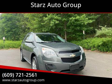 2013 Chevrolet Equinox for sale at Starz Auto Group in Delran NJ