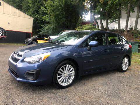 2012 Subaru Impreza for sale at Used Cars 4 You in Carmel NY