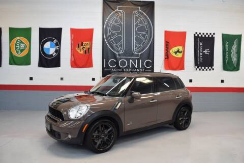 2012 MINI Cooper Countryman for sale at Iconic Auto Exchange in Concord NC