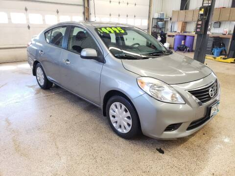 2013 Nissan Versa for sale at Sand's Auto Sales in Cambridge MN