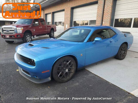 2019 Dodge Challenger for sale at Michael D Stout in Cumming GA