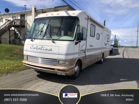 2000 Ford Motorhome Chassis