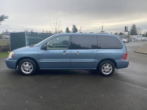 2007 Mercury Monterey for sale at Primo Auto Sales in Tacoma WA