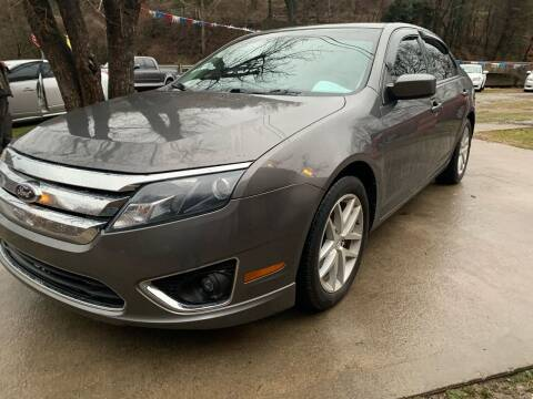 2012 Ford Fusion for sale at Day Family Auto Sales in Wooton KY