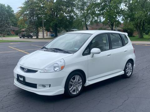 2007 Honda Fit for sale at Dittmar Auto Dealer LLC in Dayton OH