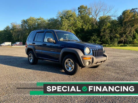 2003 Jeep Liberty for sale at QUALITY AUTOS in Hamburg NJ