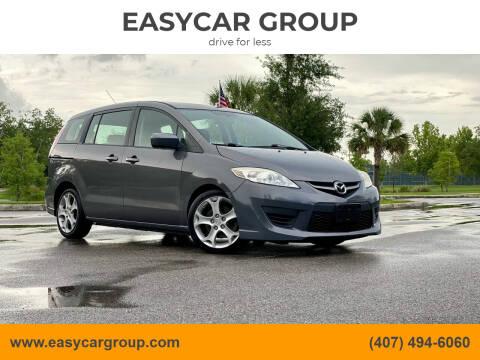2010 Mazda MAZDA5 for sale at EASYCAR GROUP in Orlando FL
