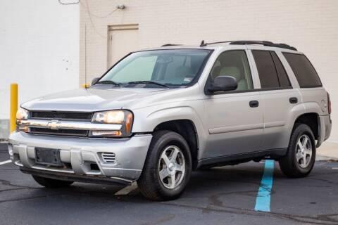 2006 Chevrolet TrailBlazer for sale at Carland Auto Sales INC. in Portsmouth VA