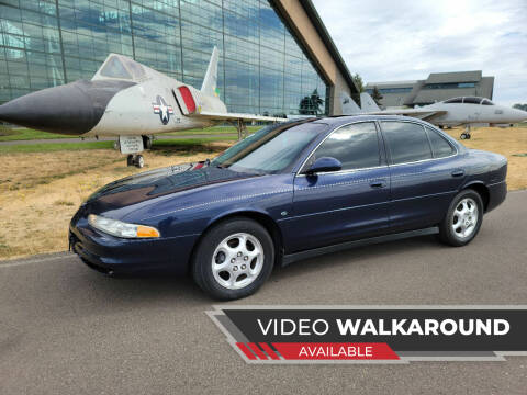 2000 Oldsmobile Intrigue for sale at McMinnville Auto Sales LLC in Mcminnville OR