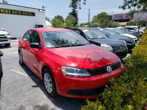 2014 Volkswagen Jetta for sale at Mike Auto Sales in West Palm Beach FL