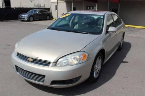 2011 Chevrolet Impala for sale at Road Runner Auto Sales WAYNE in Wayne MI