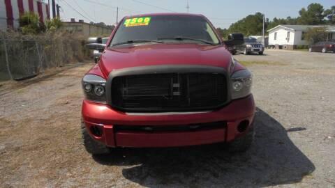 2007 Dodge Ram Pickup 1500 for sale at Auto Mart - Moncks Corner in Moncks Corner SC