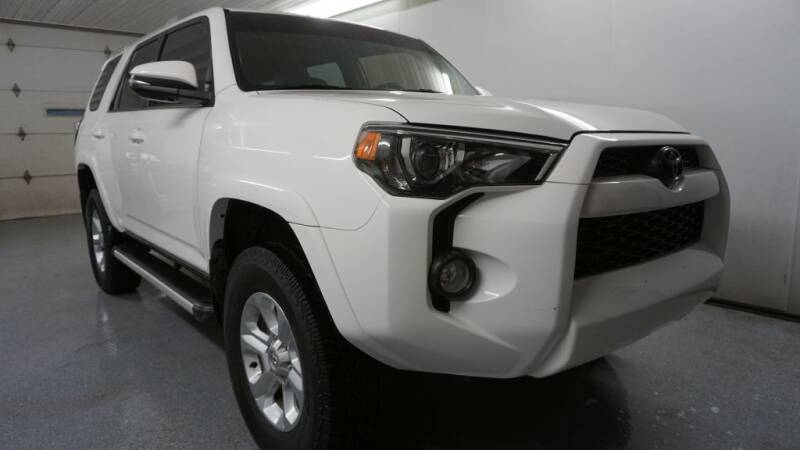 2017 Toyota 4Runner for sale at World Auto Net in Cuyahoga Falls OH