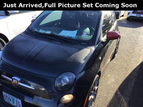 2012 FIAT 500 for sale at Royal Moore Custom Finance in Hillsboro OR