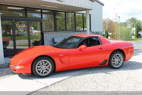 2004 Chevrolet Corvette for sale at Corvette Mike New England in Carver MA