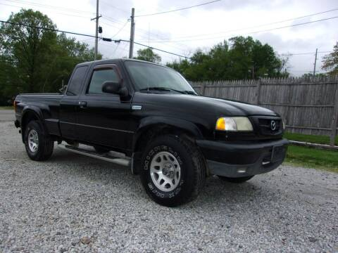 2004 Mazda B-Series Truck for sale at JEFF MILLENNIUM USED CARS in Canton OH